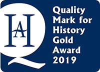 Quality Mark for History Gold Award 2019